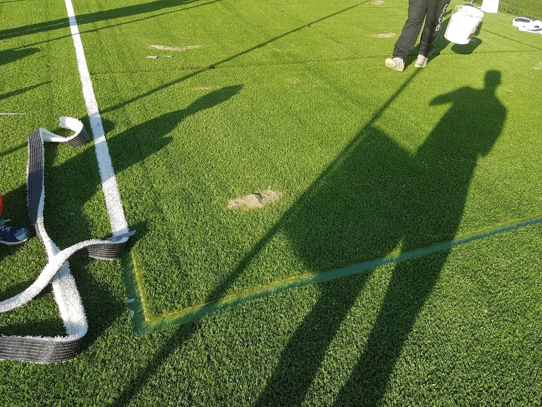 vente de terrain de tennis privé à Aix en provence