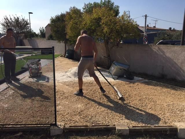 vendeur de gazon artificiel à Martigues dans les Bouches du Rhône
