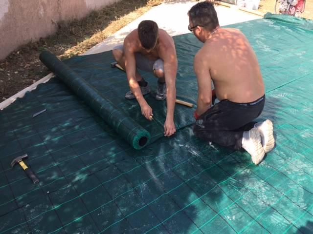 vendeur de gazon artificiel à Fos sur mer dans les Bouches du Rhône