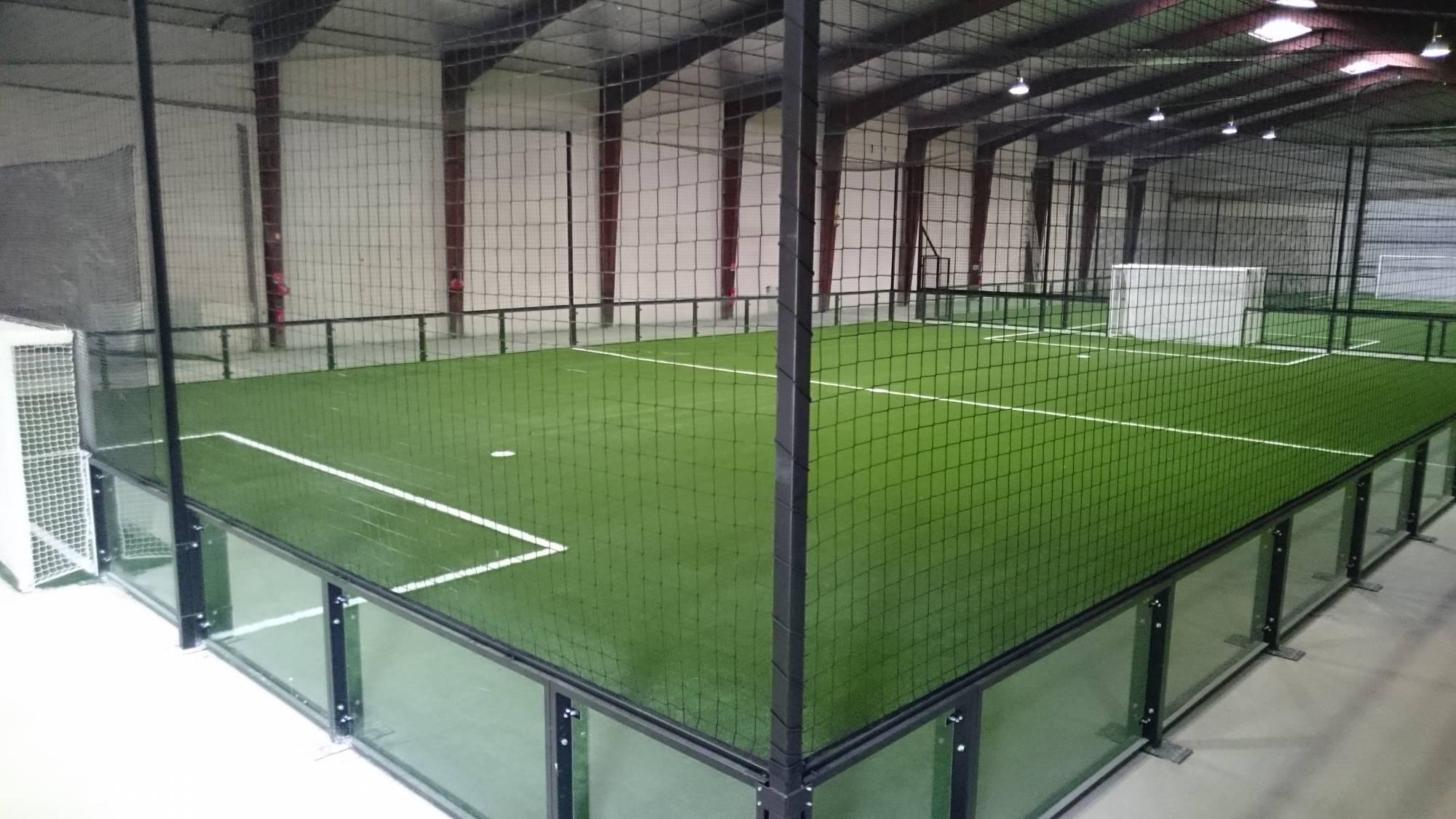 installation d'un complexe de foot à 5 à Albi