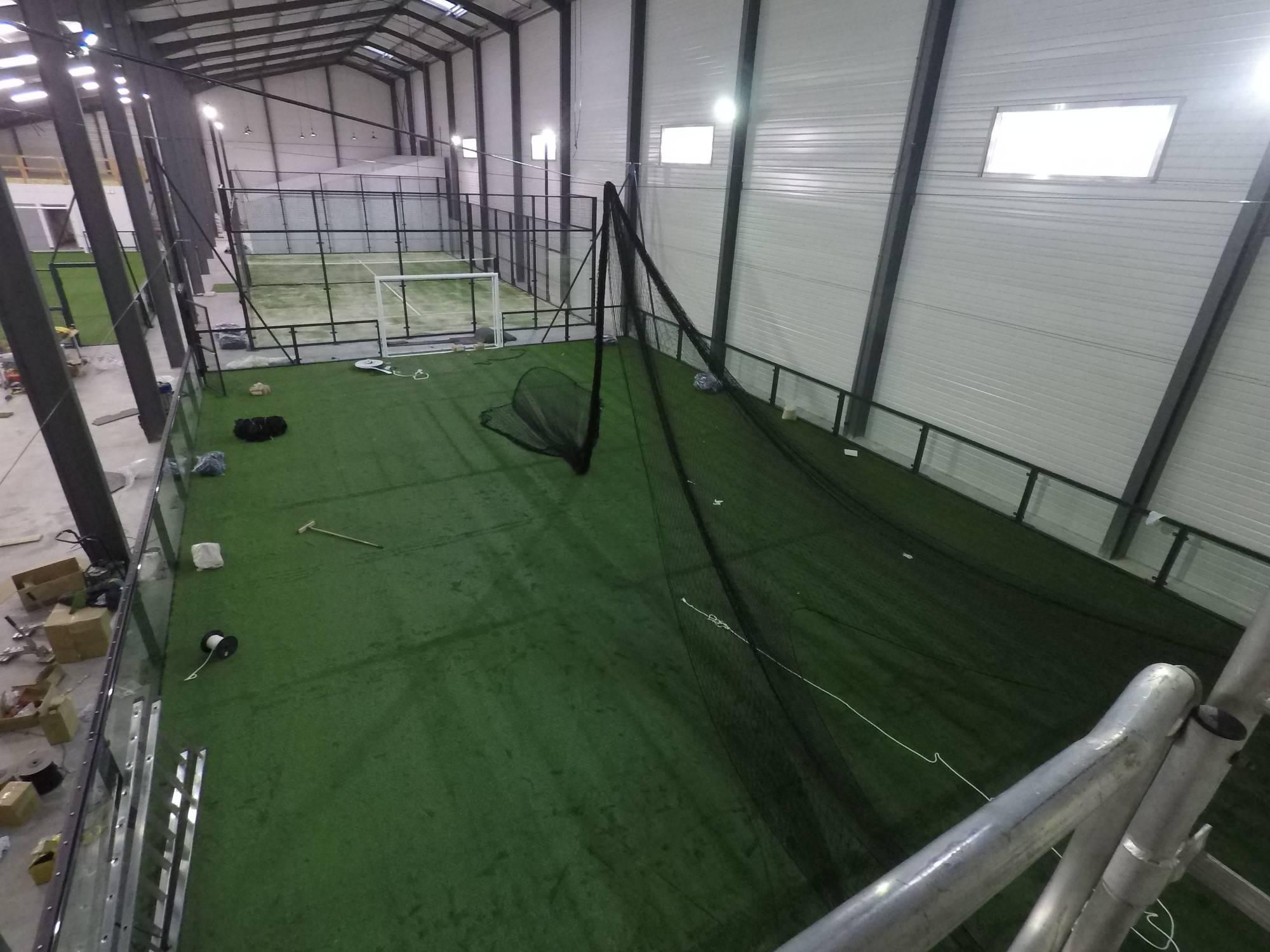 installateur de foot indoor en France