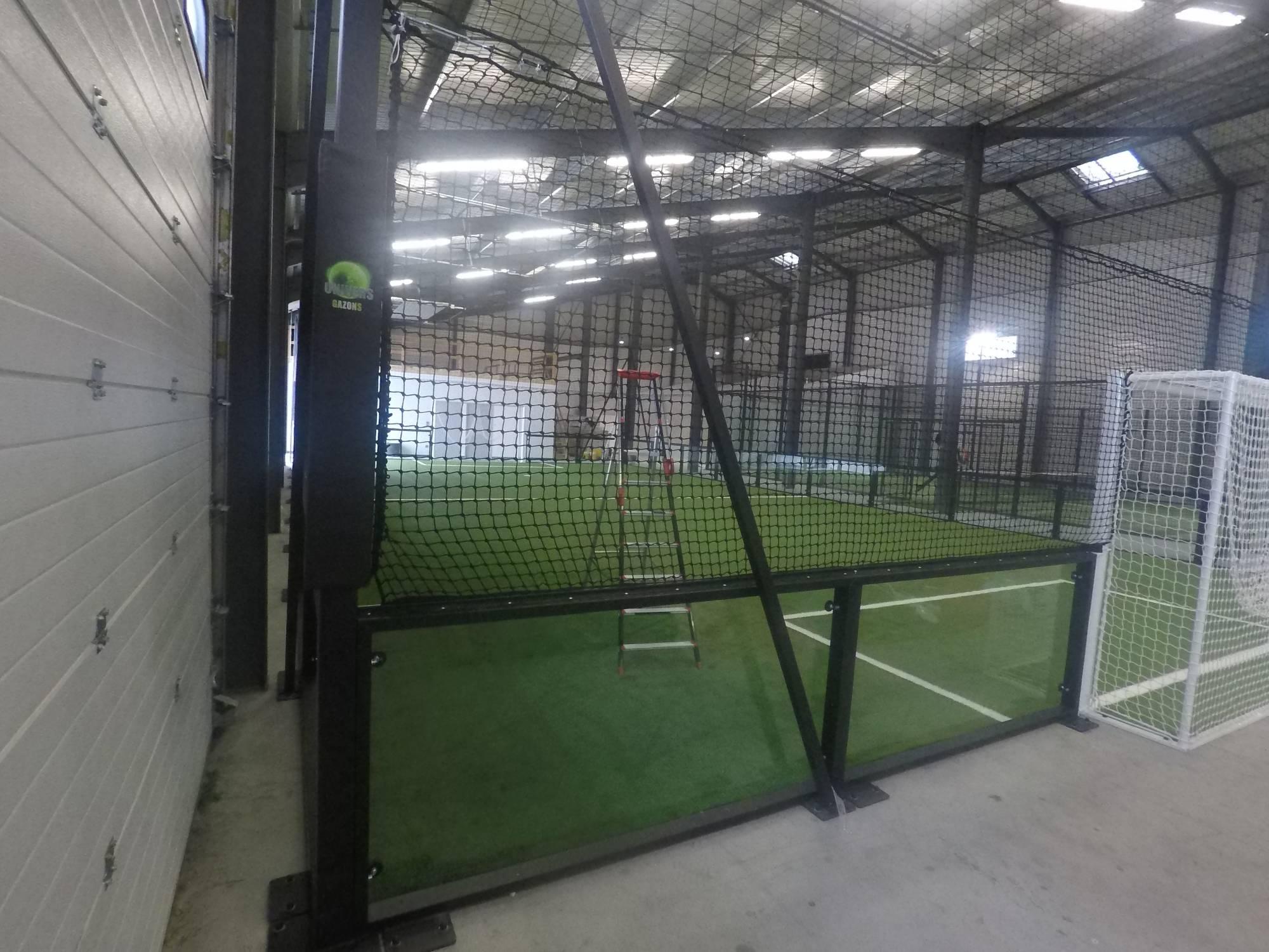 foot à 5 moderne