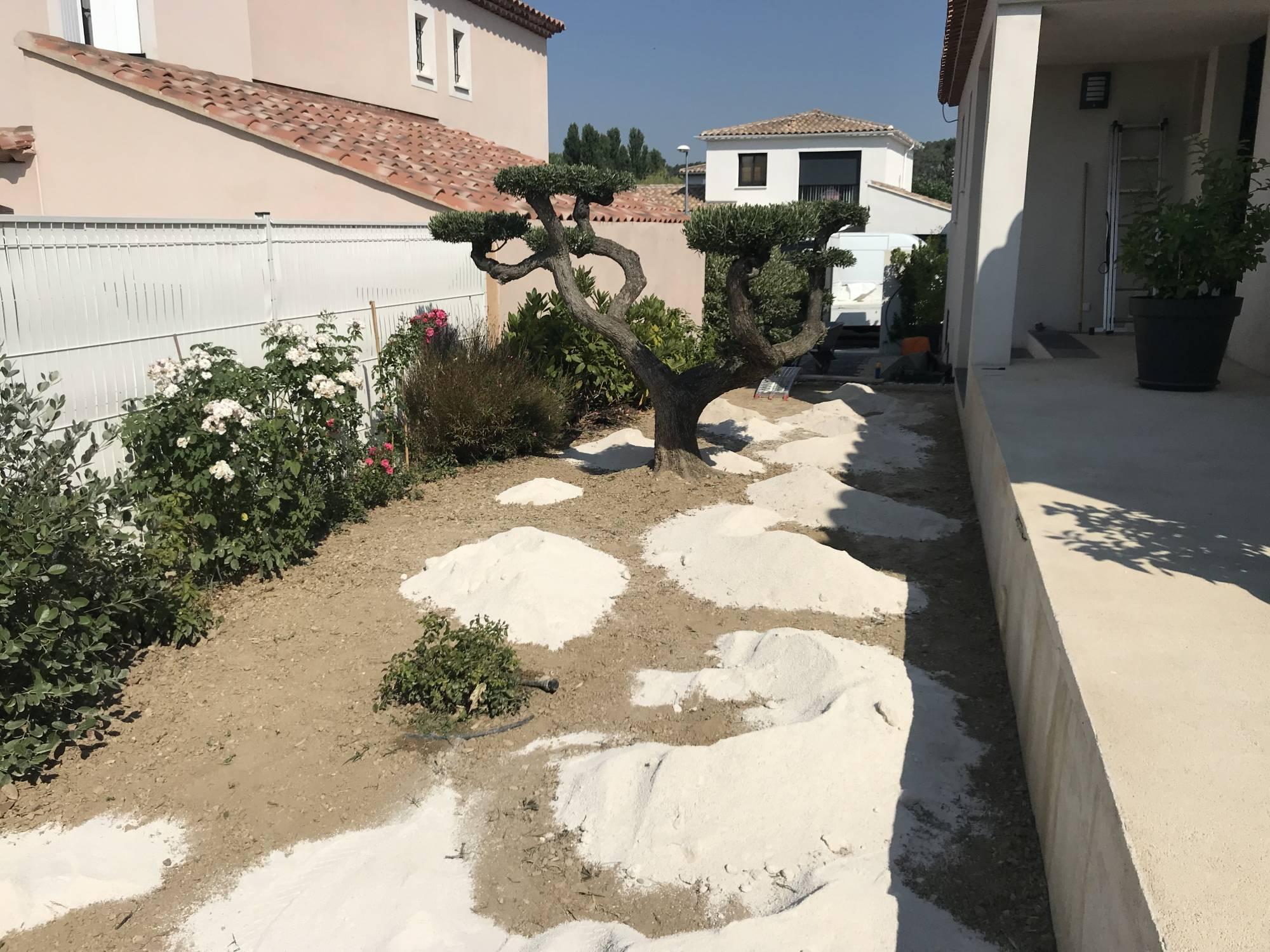 comment pr parer le sol pour mettre du gazon synth tique gazon et pelouse synth tiques. Black Bedroom Furniture Sets. Home Design Ideas