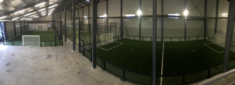 vendeur de foot indoor moderne