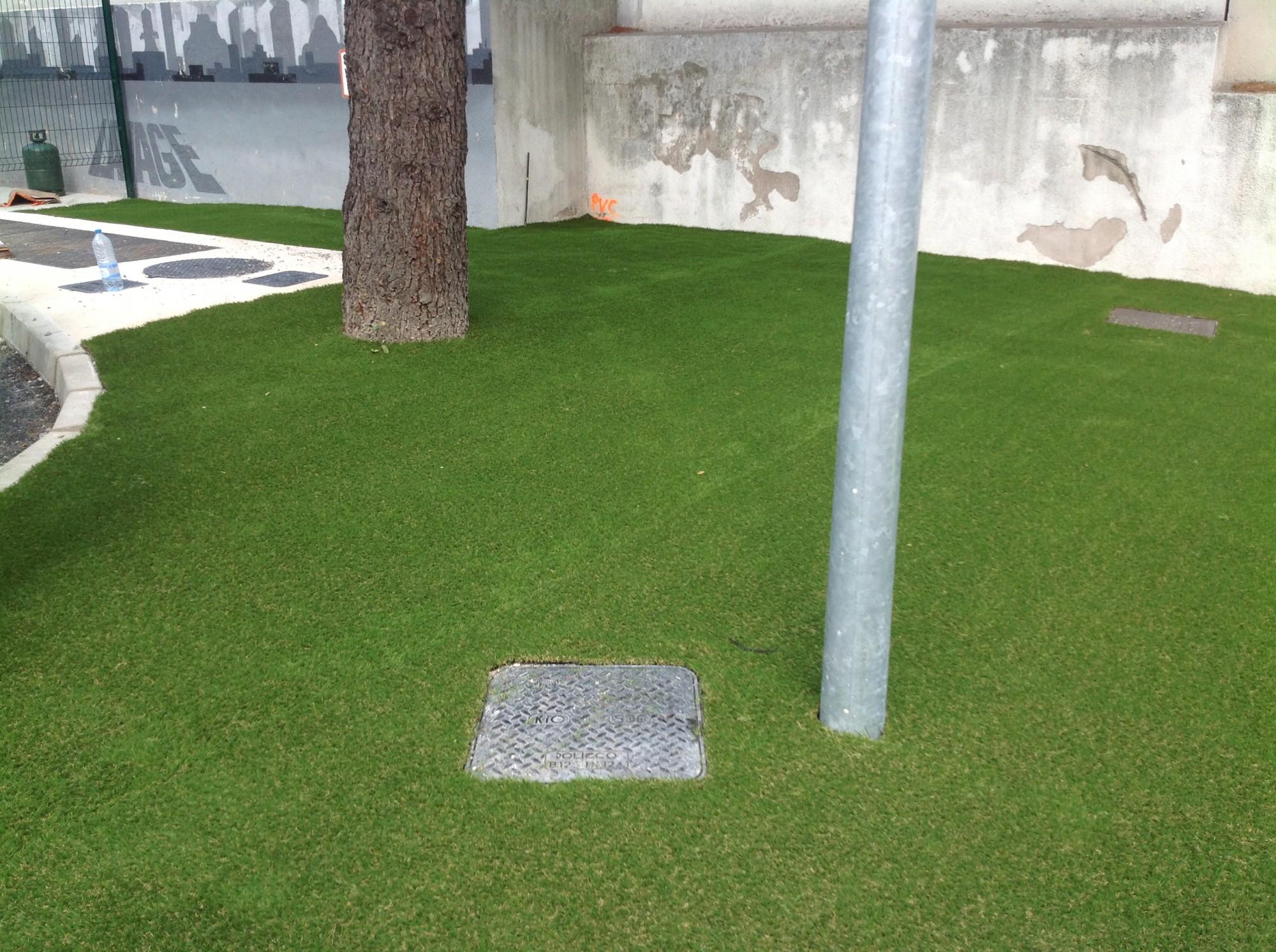 Univers gazons : installateur de gazon synthétique à Montpellier