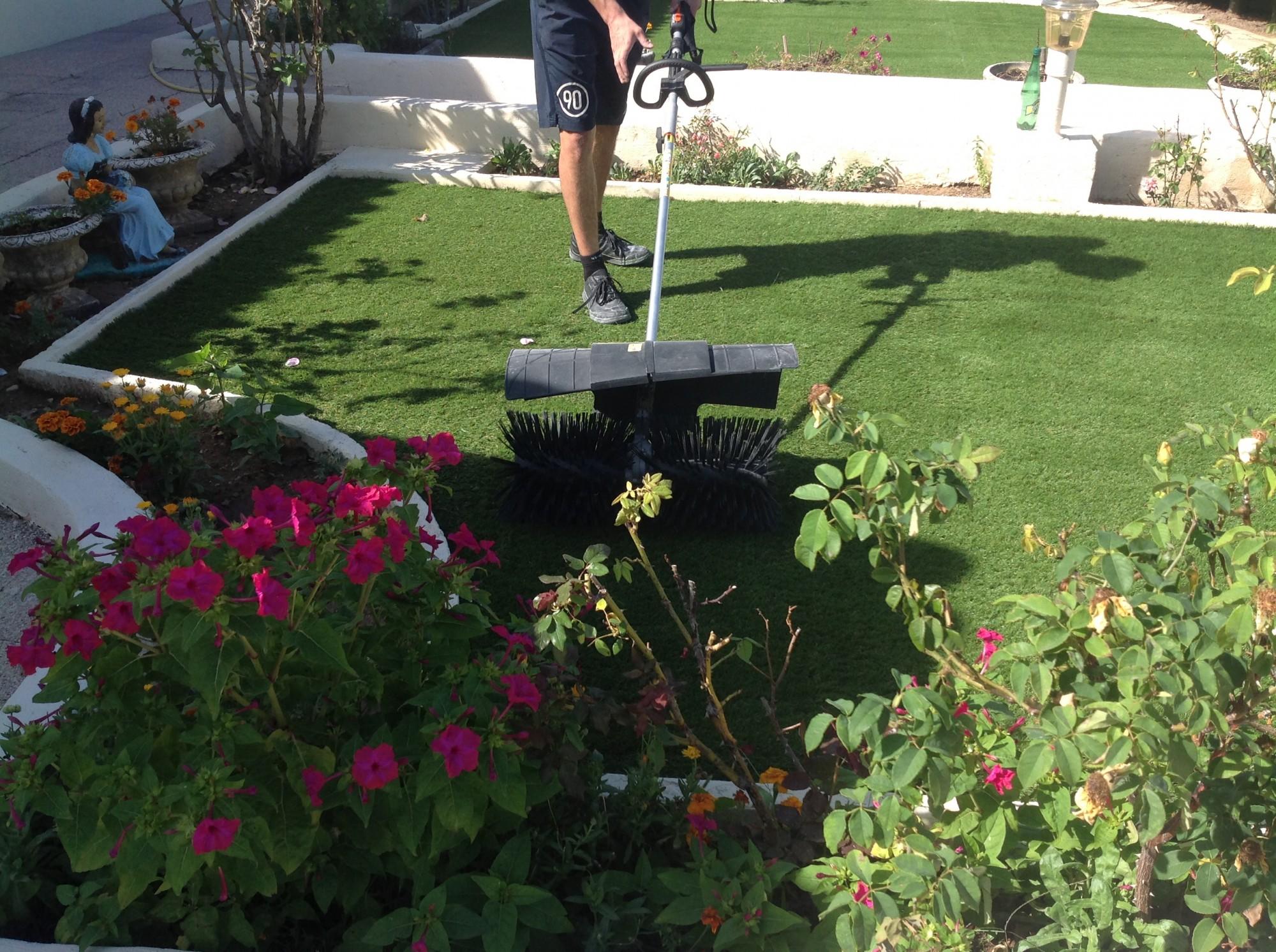 Pose de pelouse artificielle à Montpellier