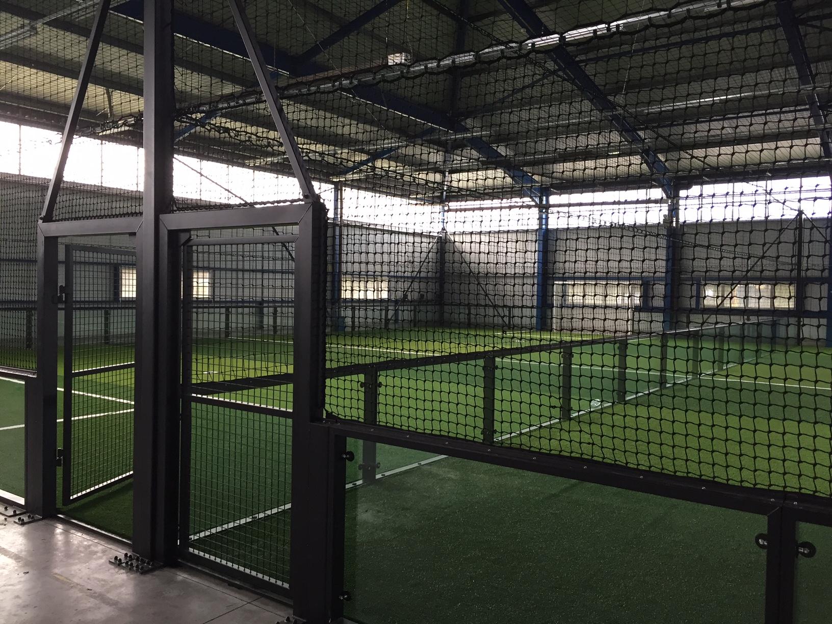 infrastructure de foot à 5 à Grenoble
