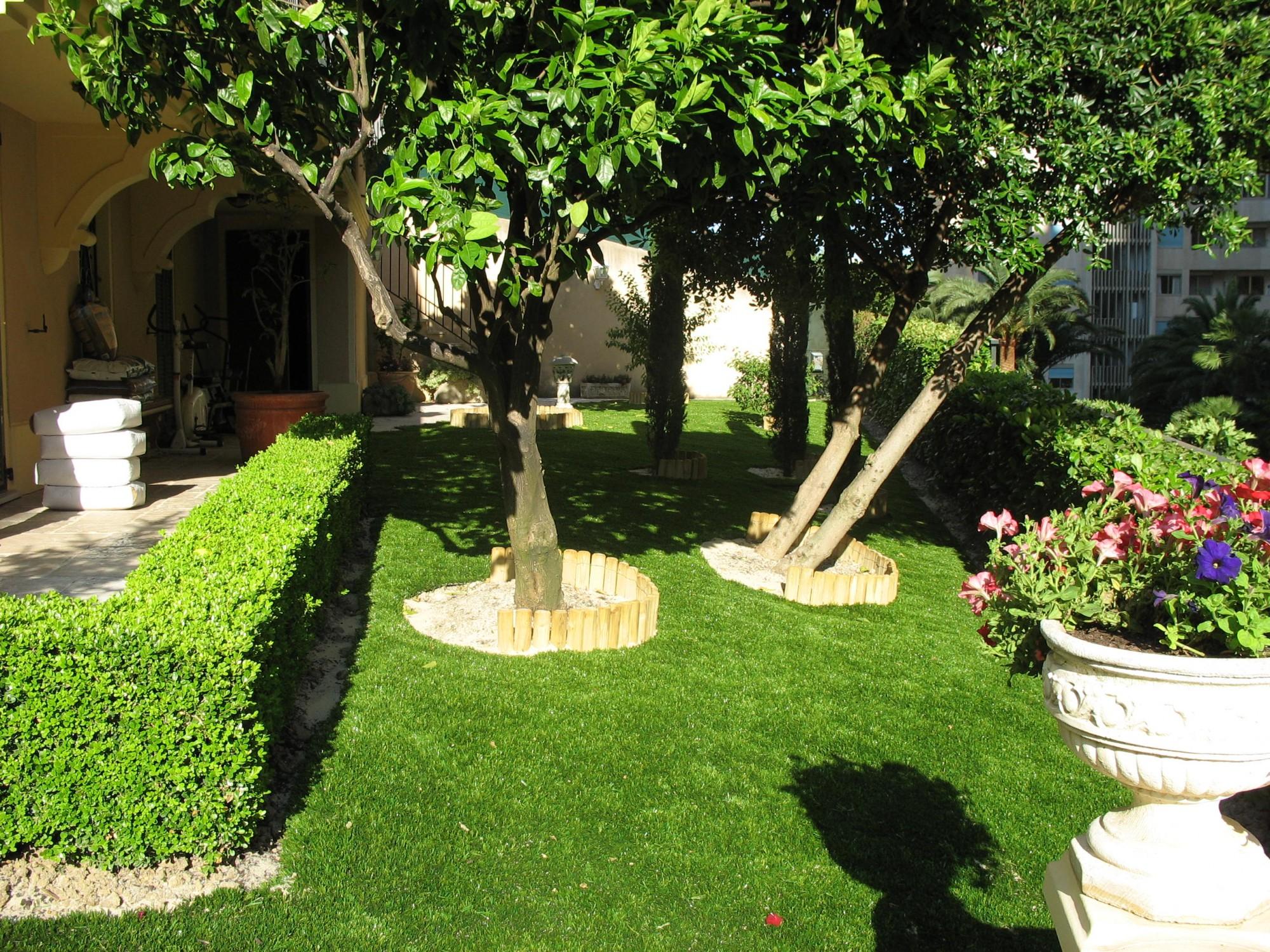 Installation de pelouse artificielle à Monaco